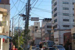 横川交番前