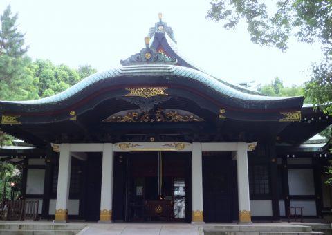 社殿(正面)