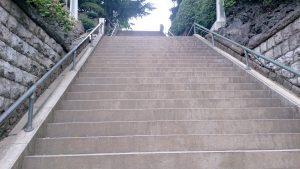 参道 階段