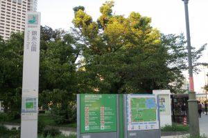 錦糸公園(正面口)