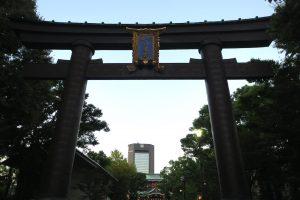 富岡八幡宮 大鳥居
