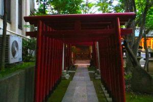 富岡八幡宮 永昌五社稲荷神社