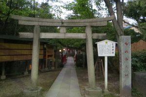 富岡八幡宮 七渡神社