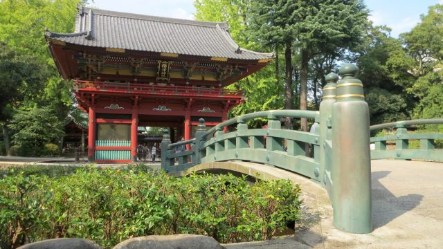 神橋・楼門