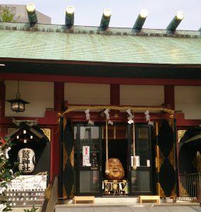鷲神社 社殿