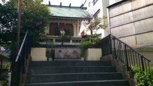 巣鴨大鳥神社 社殿