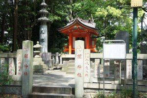 境内末社 関神社