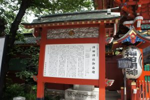 神田神社 由緒