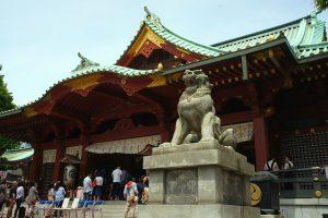 神田明神 社殿