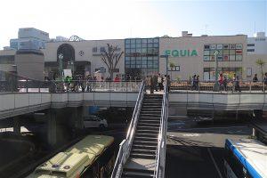 川越駅 駅前